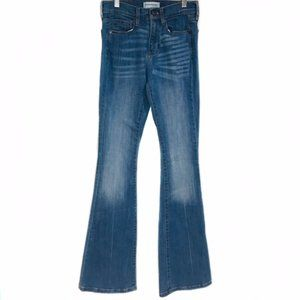 Banana Republic High-Rise Flare Jeans size 25